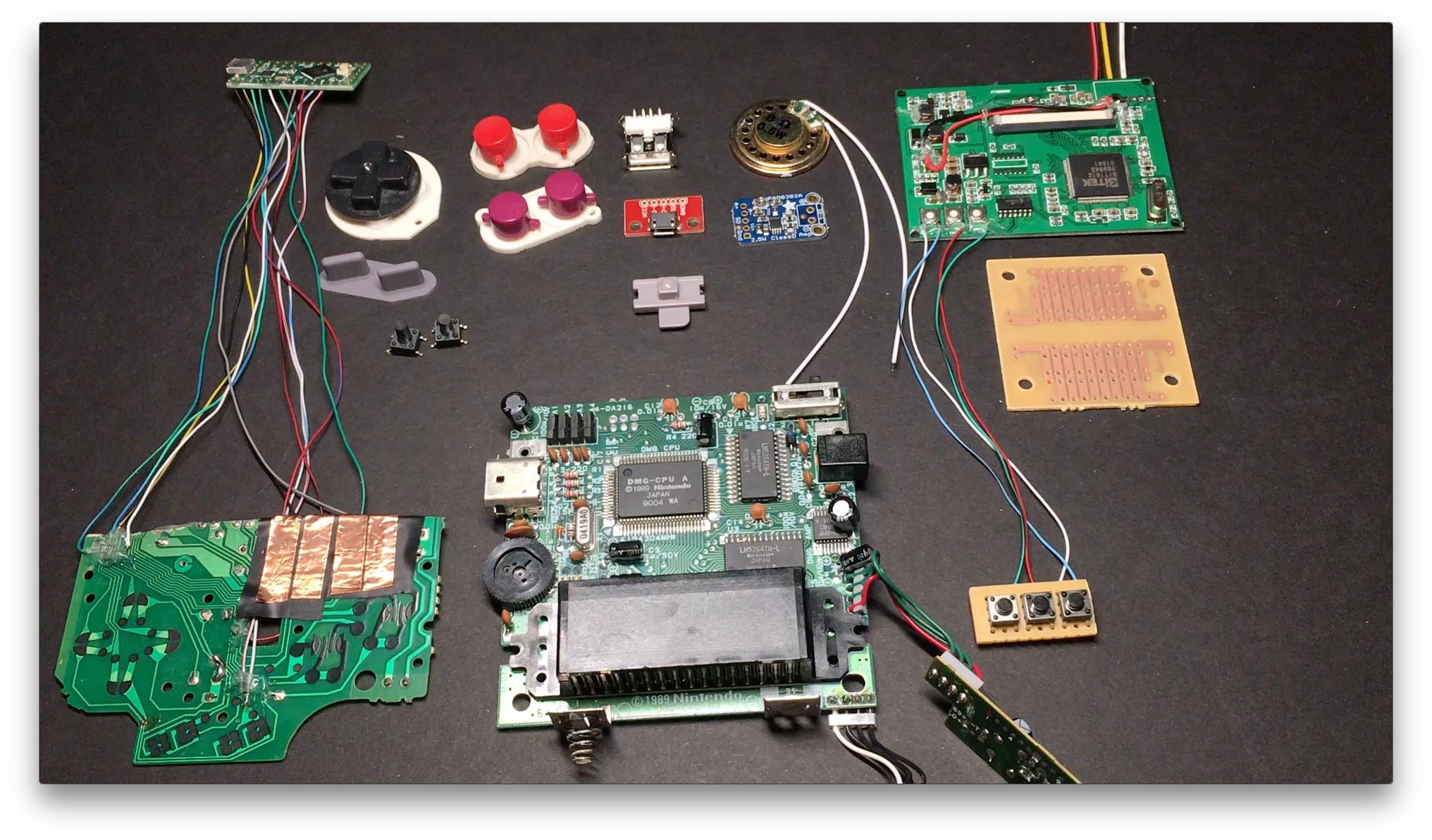 Game Boy Zero Guide Part 4 Sudomod Audio Jack Speakers Audio Jack Accessories Headphone Jack Diagram At IT-Energia.com